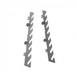 Support clés plates pour panneau perforé-Elfa