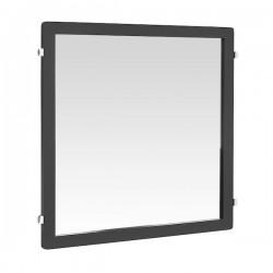 Miroir décor suspendu Gris Elfa